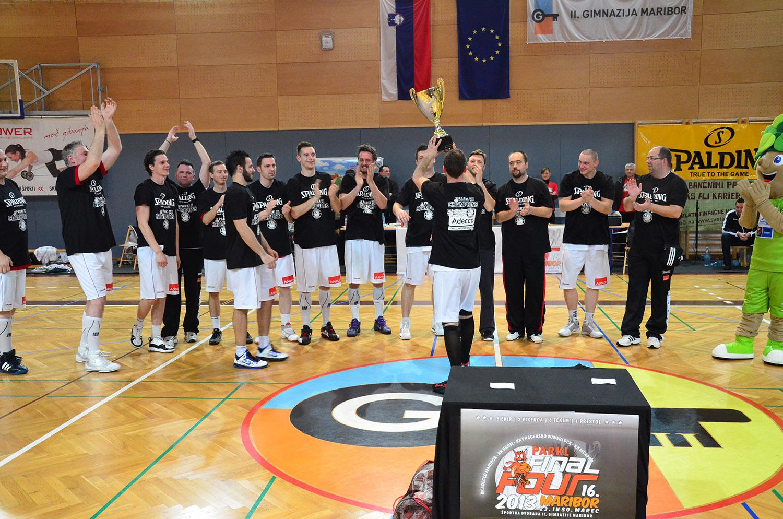 KK Adecco prvaki 2012-13